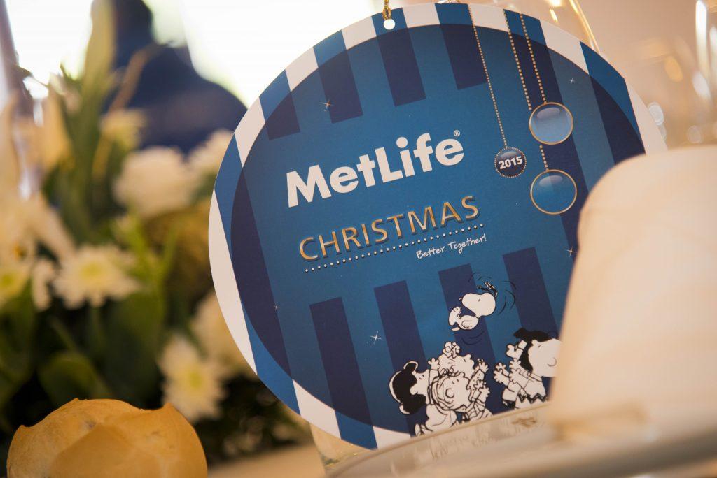 Metlife_Christmas Lunch @ Mérida