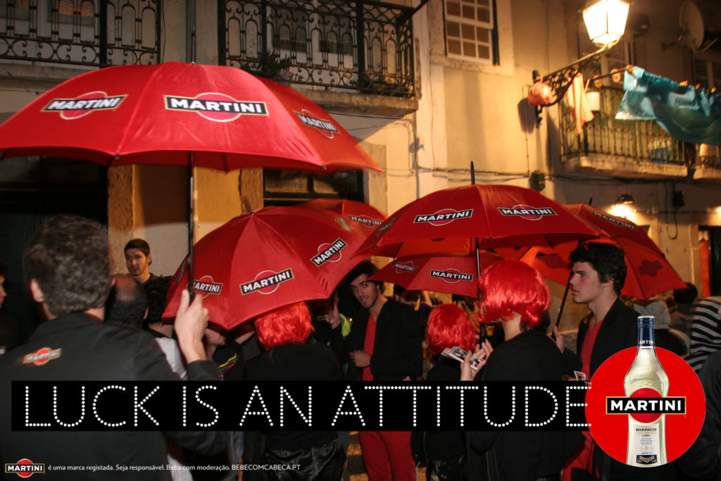 Martini_Luck is An Attitude @ Portugal