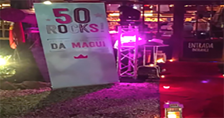 50 Rocks da Magui