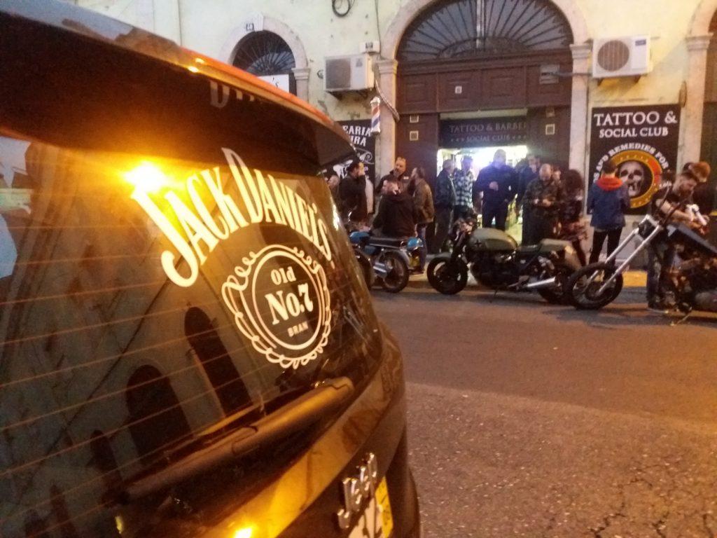 Ativações Jack Daniel's_Barbearia Oliveira @ Lisboa