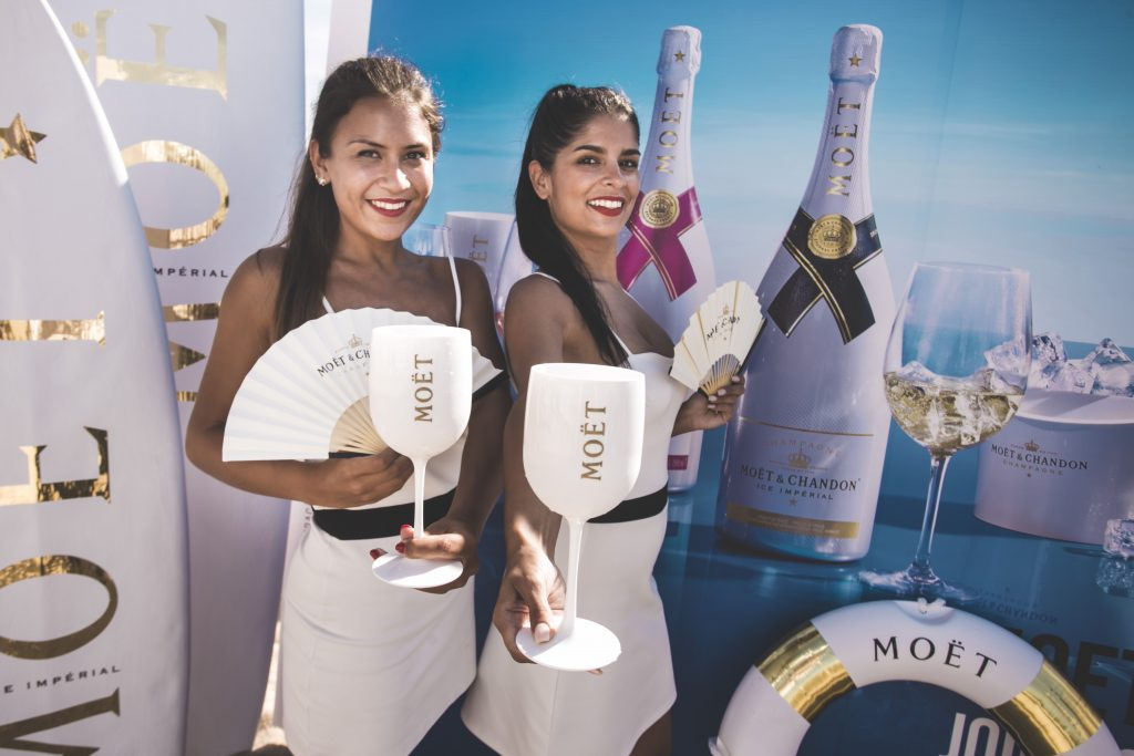 Moet & Chandon Activations @ Portugal